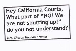 No 2 Corrupt Courts