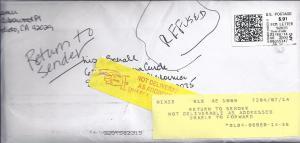 Scan of Schall Envelop